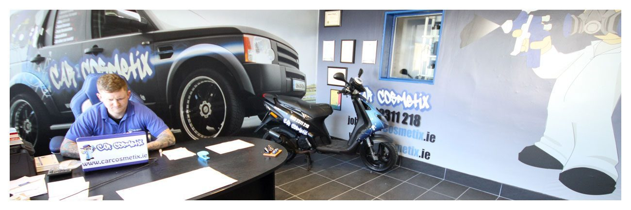 CarCosmetix Car Body Repair Garage commenced business in 2005