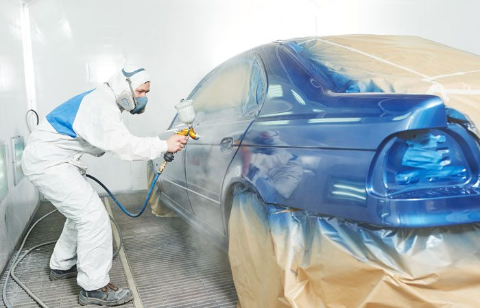 Paint Spraying Costs